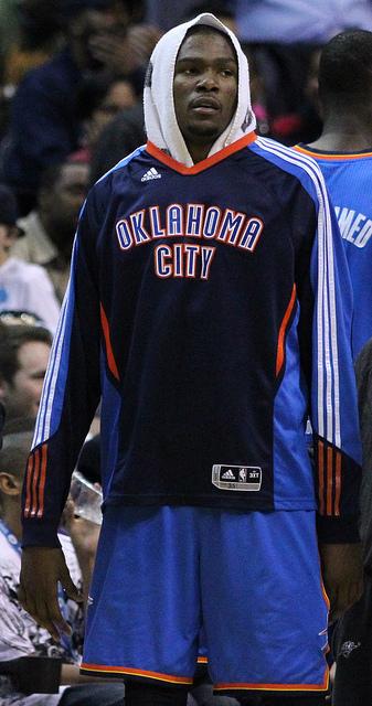 Wizards v/s Thunder 03/14/11